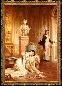 Napoleon y Josefina