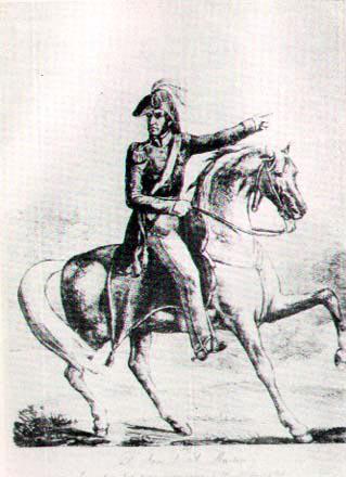 Fuente: Pacífico Otero, José, Historia del Libertador Don José de San Martín, Tomo 4. Buenos Aires, Ed. Círculo Militar, 1978, p. 193.