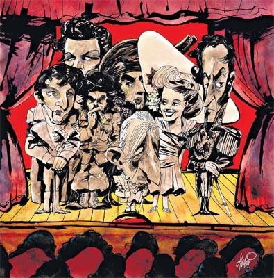 historia teatro