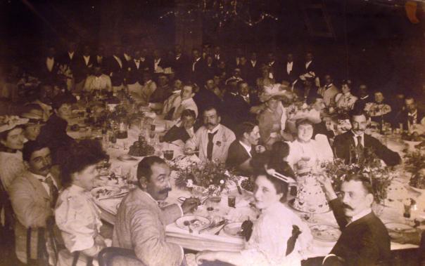 salón comedor del Hotel Bristol, Mar del Plata_Copiar